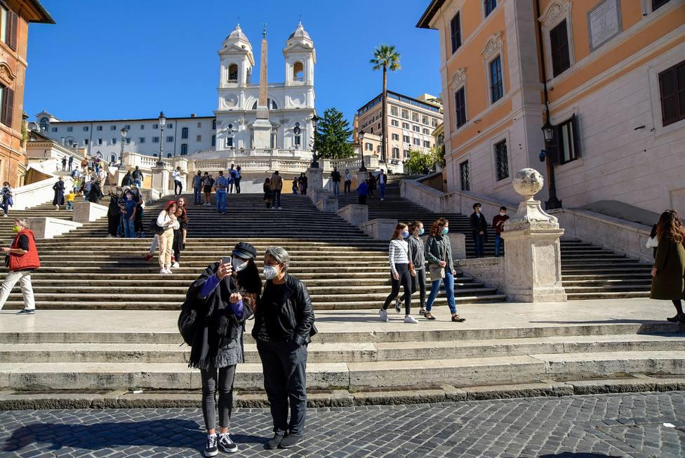 Italia permitirá a partir del 15 de mayo la movilidad nacional para turistas vacunados contra la covid-19