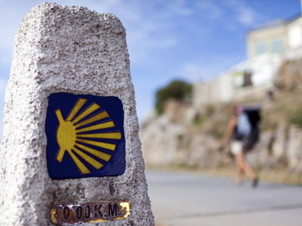El Camino Primitivo entra en Lugo por A Fonsagrada