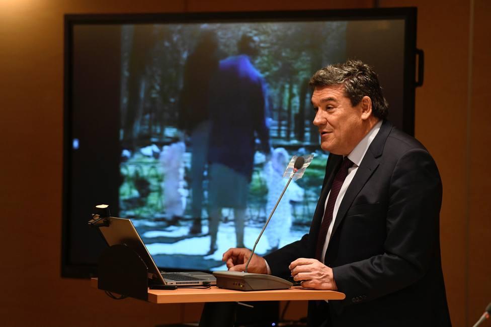 Presentación del nuevo portal de la Seguridad Social