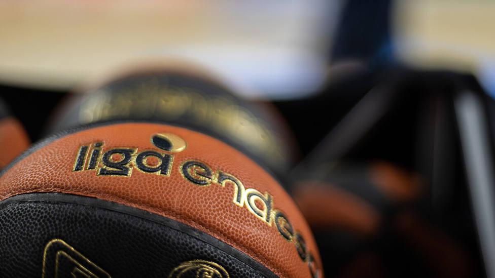 Balones de la ACB