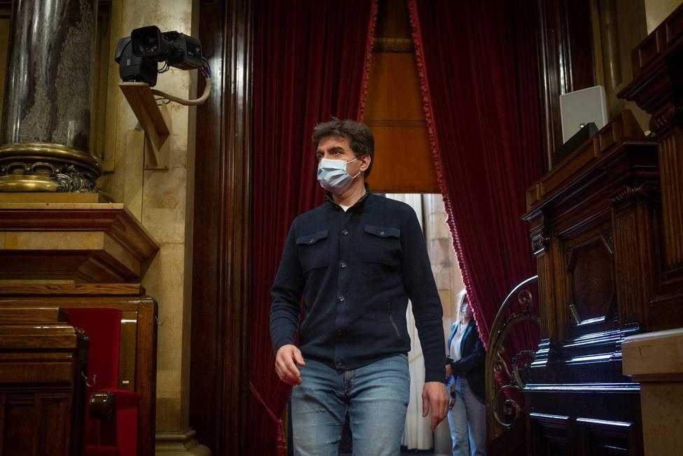 El diputado ERC Parlament Sergi Sabrià en una imagen de archivo