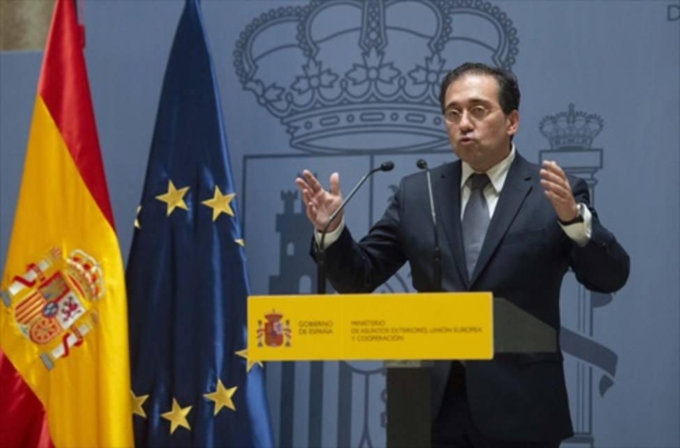 Albares responde a Reino Unido que España es un país seguro para viajar