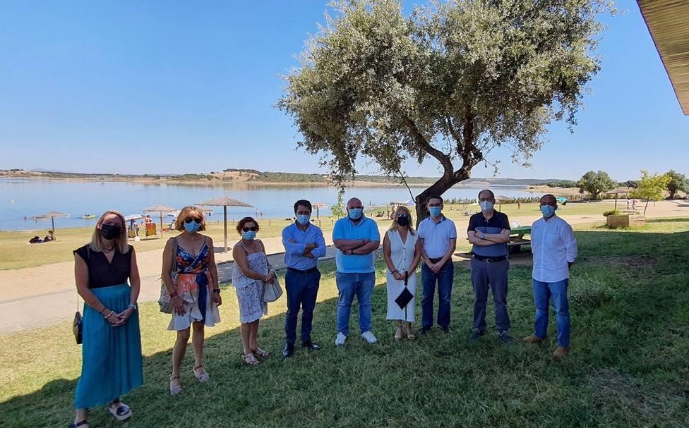 El PP de Badajoz reclama más inversiones en infraestructuras para potenciar el turismo de la provincia