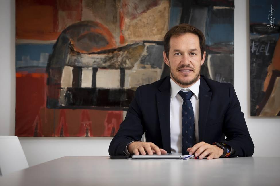 Mariano Hernández, presidente del Cabildo de La Palma