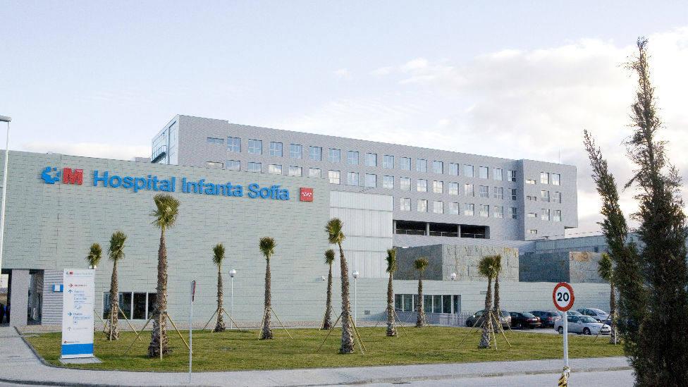 Noelia de Mingo ingresa en la Unidad de Psiquiatría del Hospital Infanta Sofía