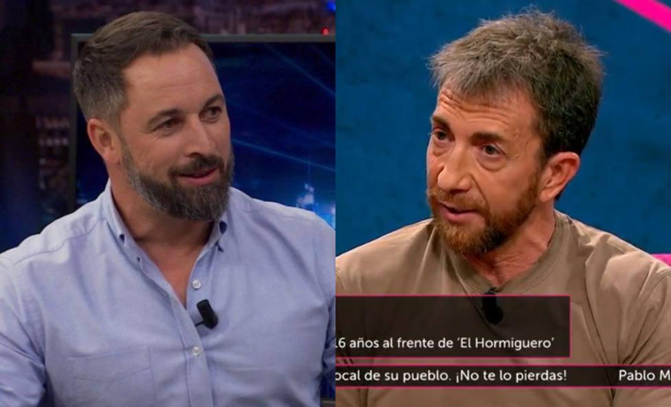 Pablo Motos confiesa en La Roca las duras consecuencias que sufrió por entrevistar a Abascal: Lo peor de mí