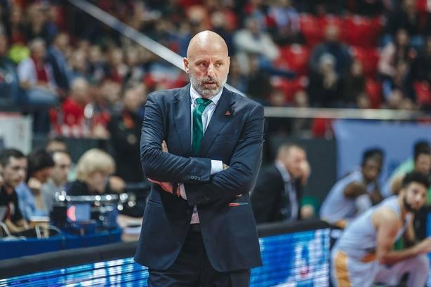 Sasa Obradovic, destituido como entrenador del Lokomotiv Kuban