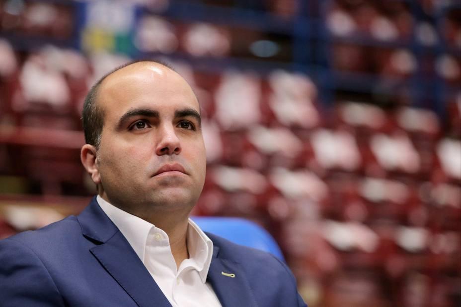 Víctor García continuará como entrenador del Herbalife Gran Canaria hasta final de temporada
