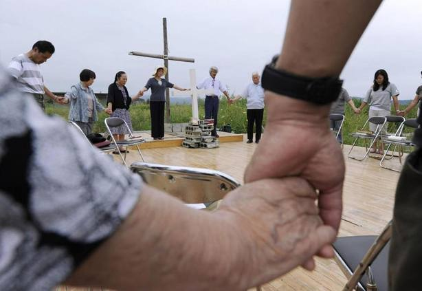 Cristianos japoneses