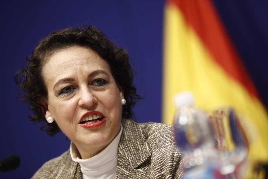Magdalena Valerio ofrece este sábado una conferencia en Pamplona
