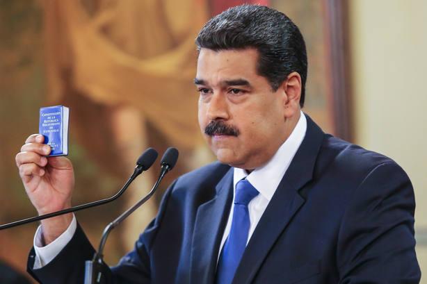 Maduro destaca la participación en las manifestaciones contra una intervención extranjera