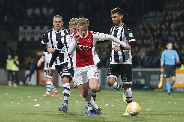 El Ajax pierde comba en su liga antes de la visita del Real Madrid