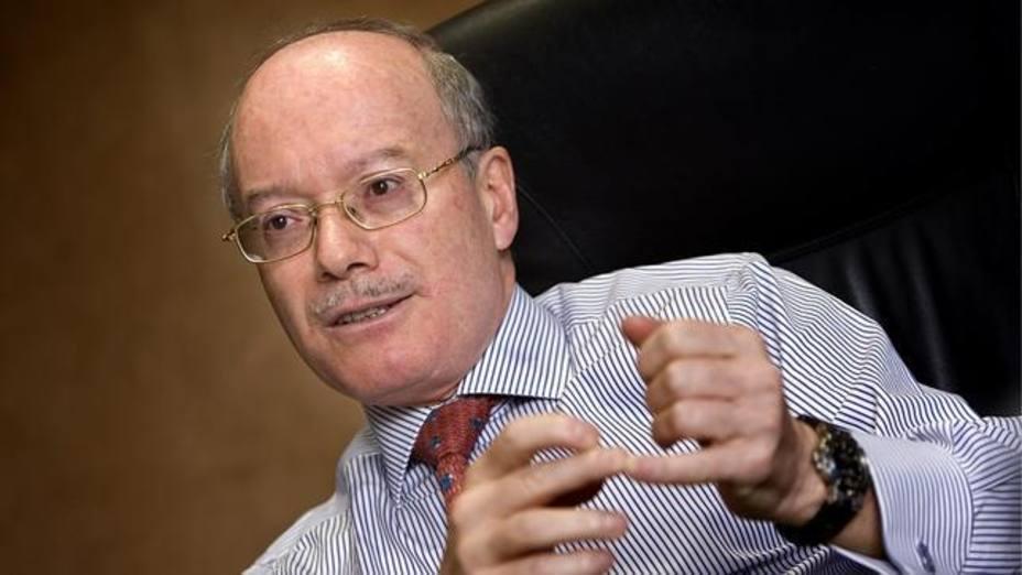 El presidente del IEE,José Luis Feito