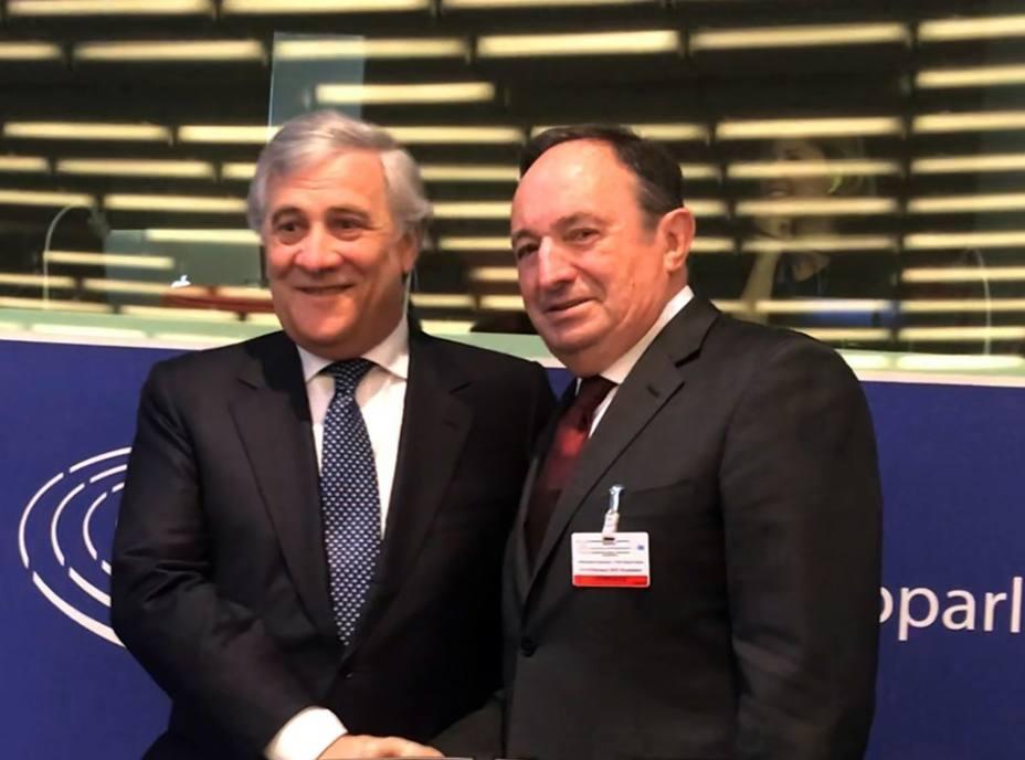 Vicepresidente del Senado pide en Estrasburgo buscar soluciones para una inmigración humanitaria, ordenada y segura