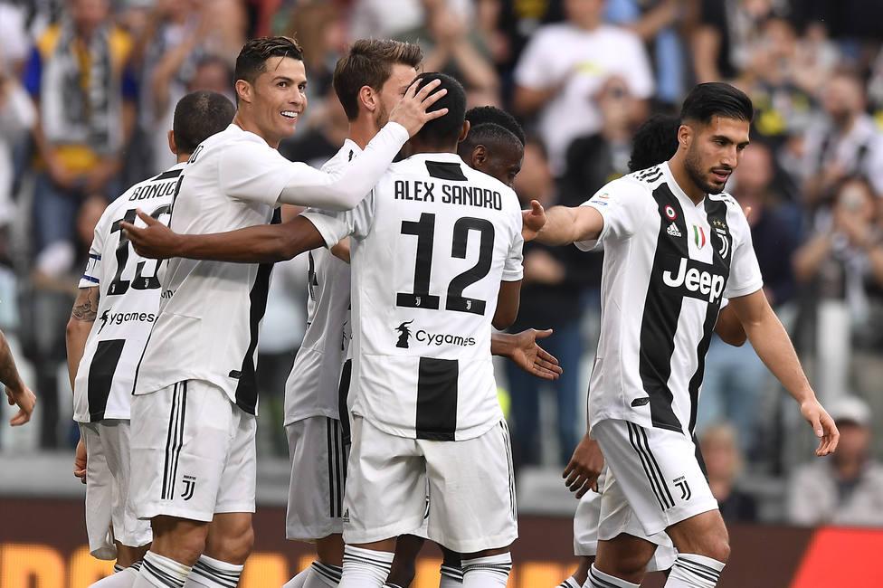 (Crónica) La Juventus amarra su octavo título consecutivo de la Serie A