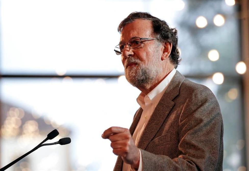 """Rajoy responde a las críticas por pedir el voto útil: """"¿Qué quieren, que pidamos el voto inútil?"""""""