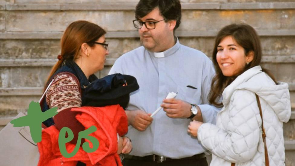 La historia de la joven a la que le cambió la vida hacer el Camino de Santiago