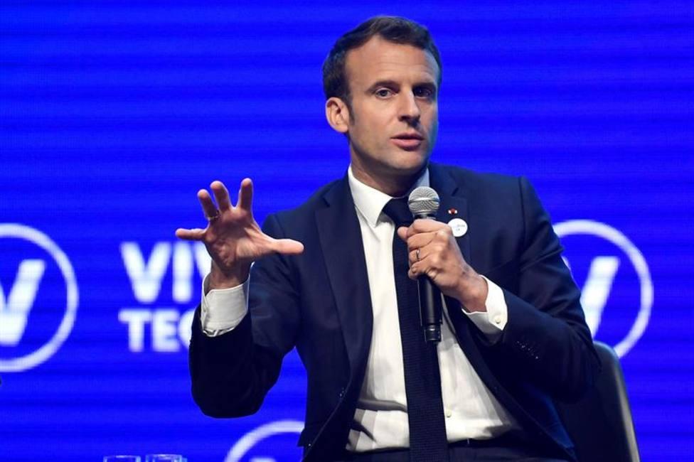 """Macron, sobre la detención de Ternera: """"La reconciliación política no equivale a amnistía"""""""