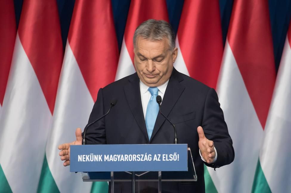 Orban consolidaría su poder con un 56 por ciento de los votos en las europeas
