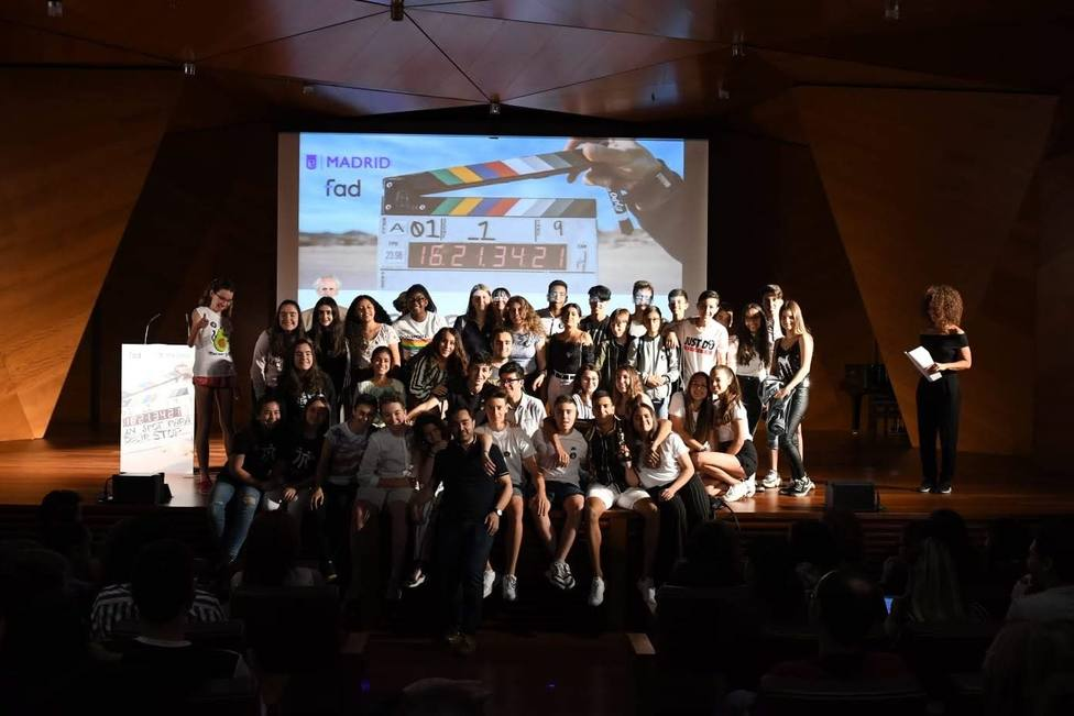 Un corto de alumnos de la ESO de Madrid, ganador del festival de FAD por sensibilizar sobre el uso masivo del plástico