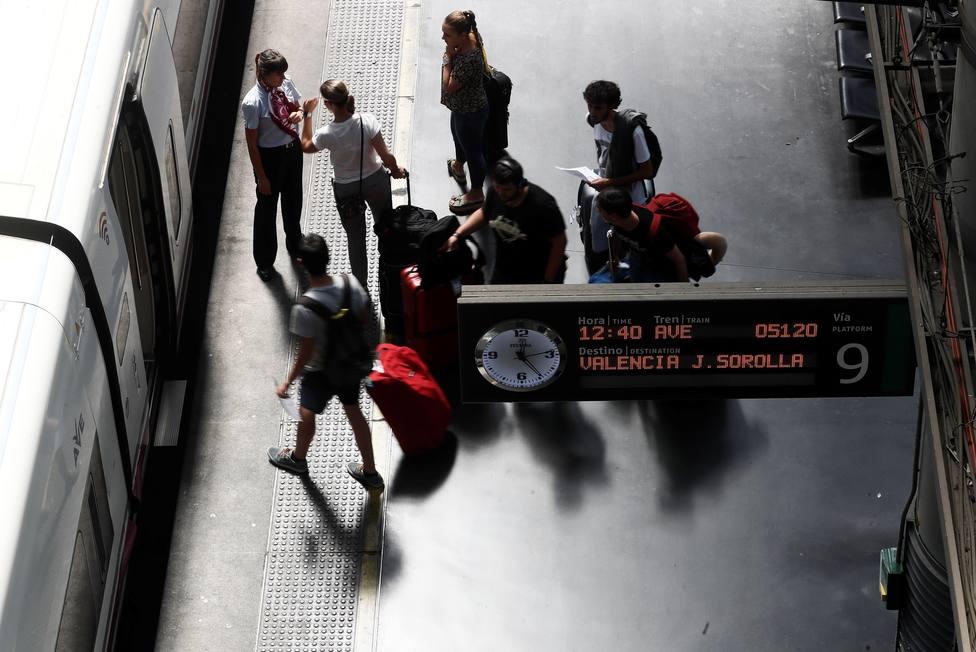 La huelga en Renfe afectará a 277 trenes de viajeros de los 601 previstos
