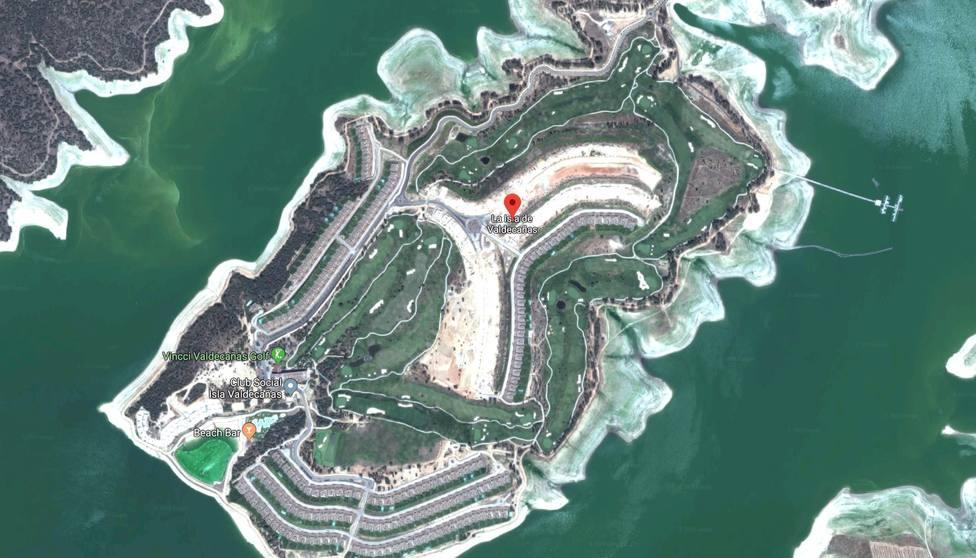 Complejo Isla de Valdecañas