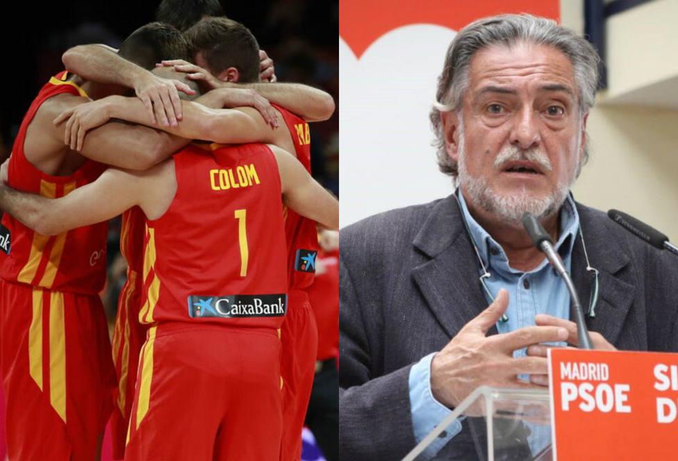 La egocéntrica y criticada felicitación de Pepu Hernández a la Selección Española de Baloncesto
