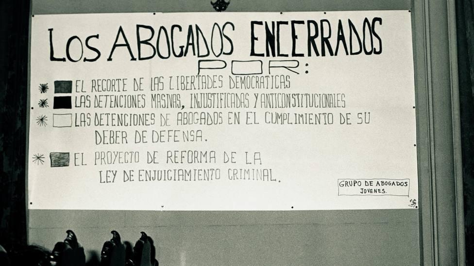 Ganadora del Goya Pérez Solano repasa el papel de la abogacía en la Transición en La defensa, por la libertad