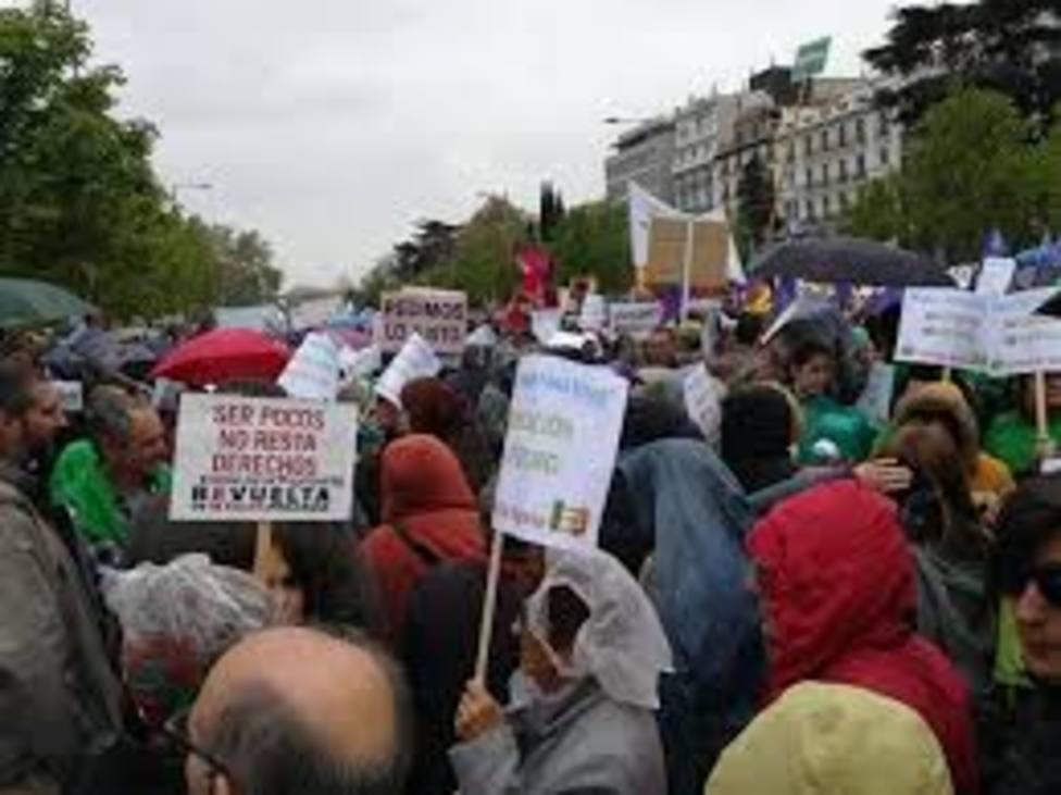 Movilizaciones de la España Vaciada