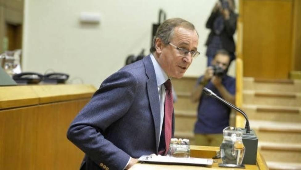 Génova transmite oficialmente a Alfonso Alonso su respaldo como candidato a Lehendakari