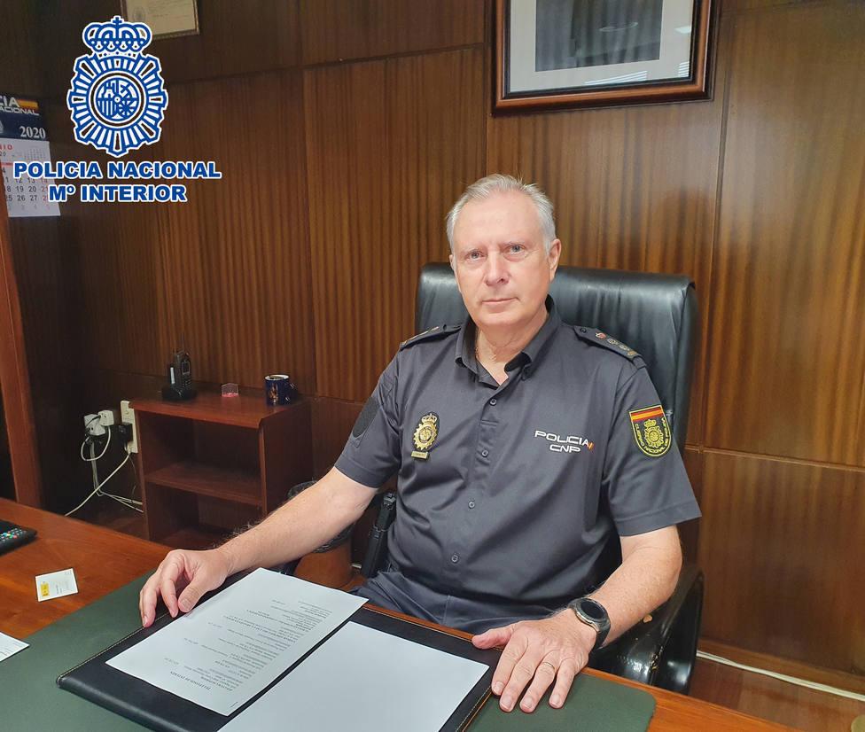 Nuevo comisario