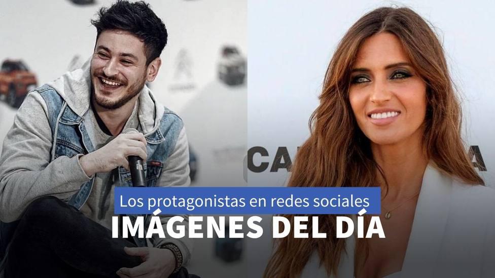 Cepda y Sara Carbonero