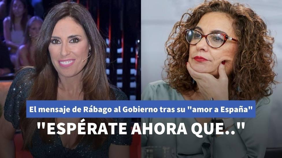 Isabel Rábago y María Jesús Montero