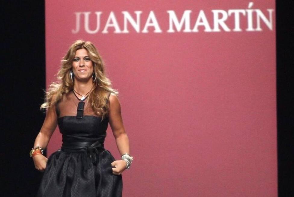 Juana Martín será la directora artística de la primera edición de la Cátedra Internacional de Moda Flamenca