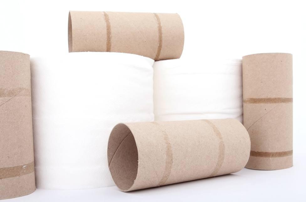 El error que cometes al tirar el cartón del papel higiénico a la basura