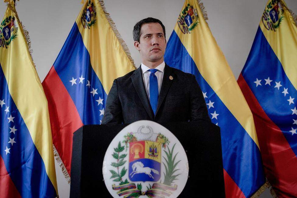 Venezuelan opposition leader Guaido calls for support from international community