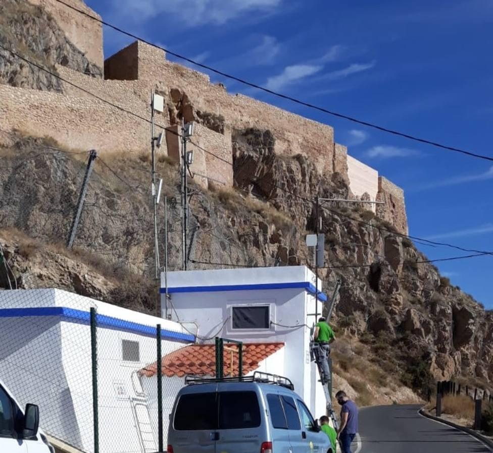 Aguas de Lorca refuerza la seguridad en todas sus instalaciones