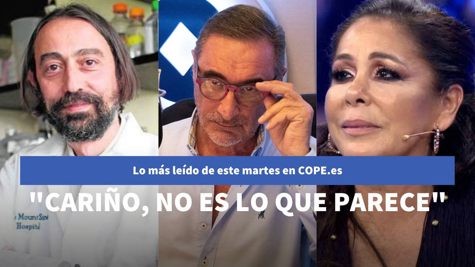 Herrera revela el nuevo rumbo político del Gobierno de Sánchez, entre lo más leído de este martes