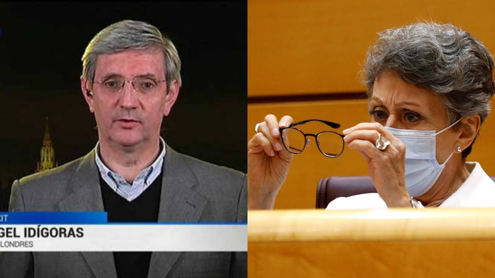 Idígoras le deja las cosas claras a Rosa María Mateo: Credibilidad