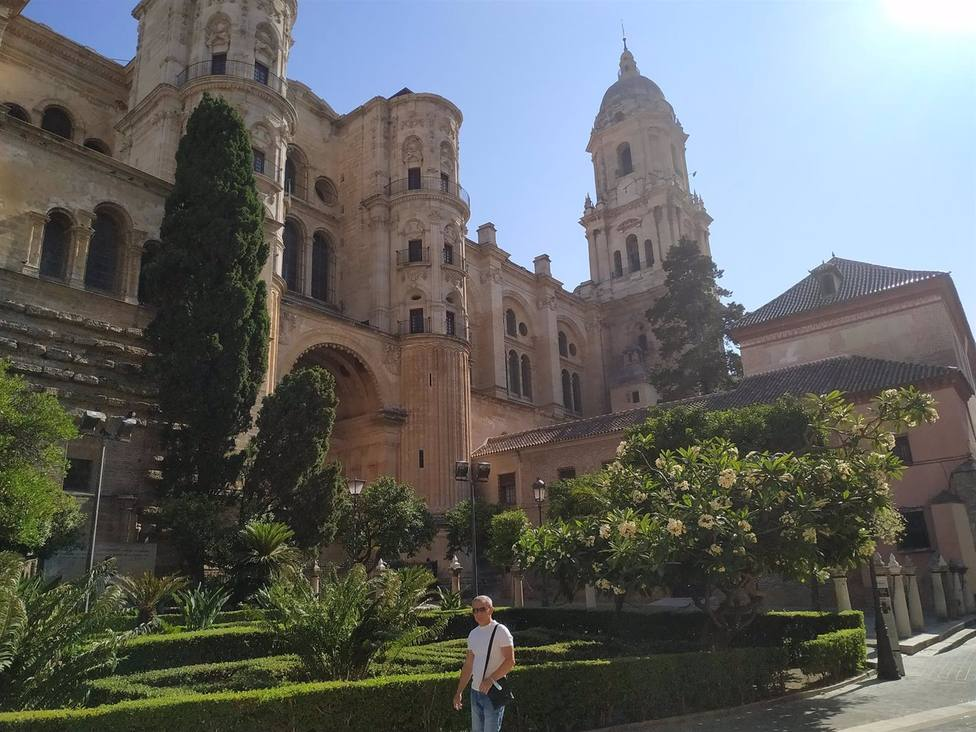 Imagen de la Catedral de Málaga.