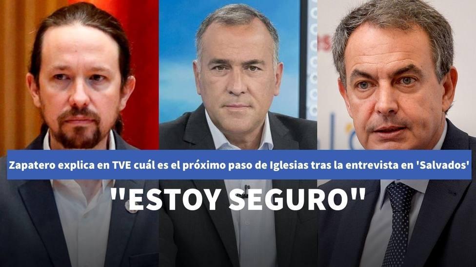 Zapatero en TVE