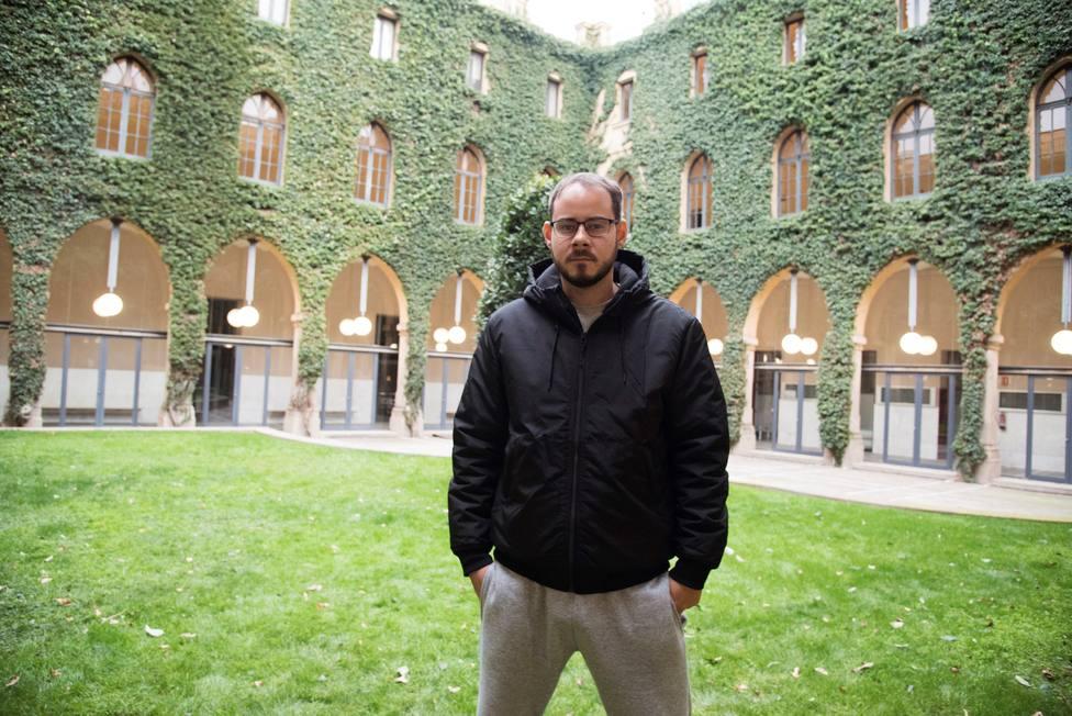 Pablo Hasél se encierra en la Universidad de Lérida para dificultar su detención