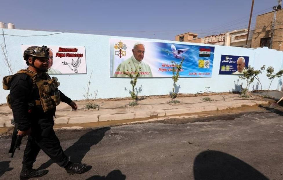 La Iglesia escribe una nueva página para su Historia con la visita del Papa Francisco a Irak