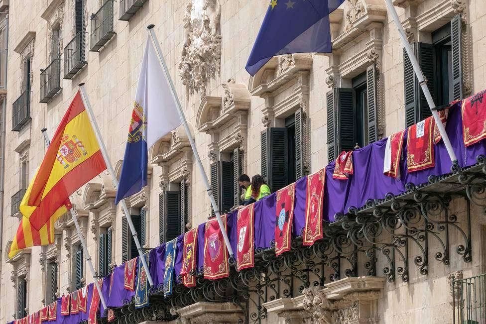 Lunes Santo: celebraciones y actos litúrgicos para hoy en Alicante