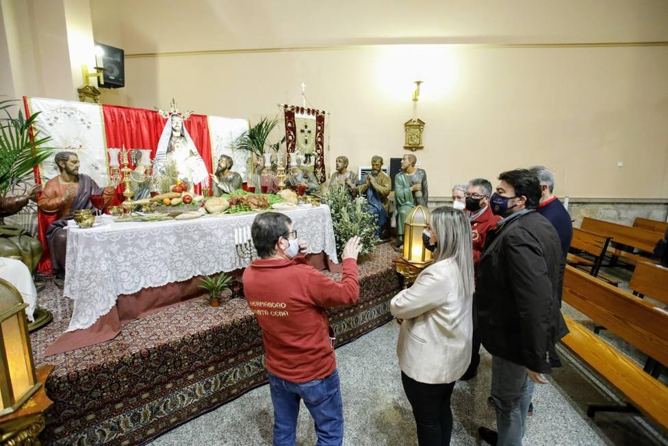 Exposiciones permanentes, altares de culto, agenda cofrade y principales actos de Semana Santa