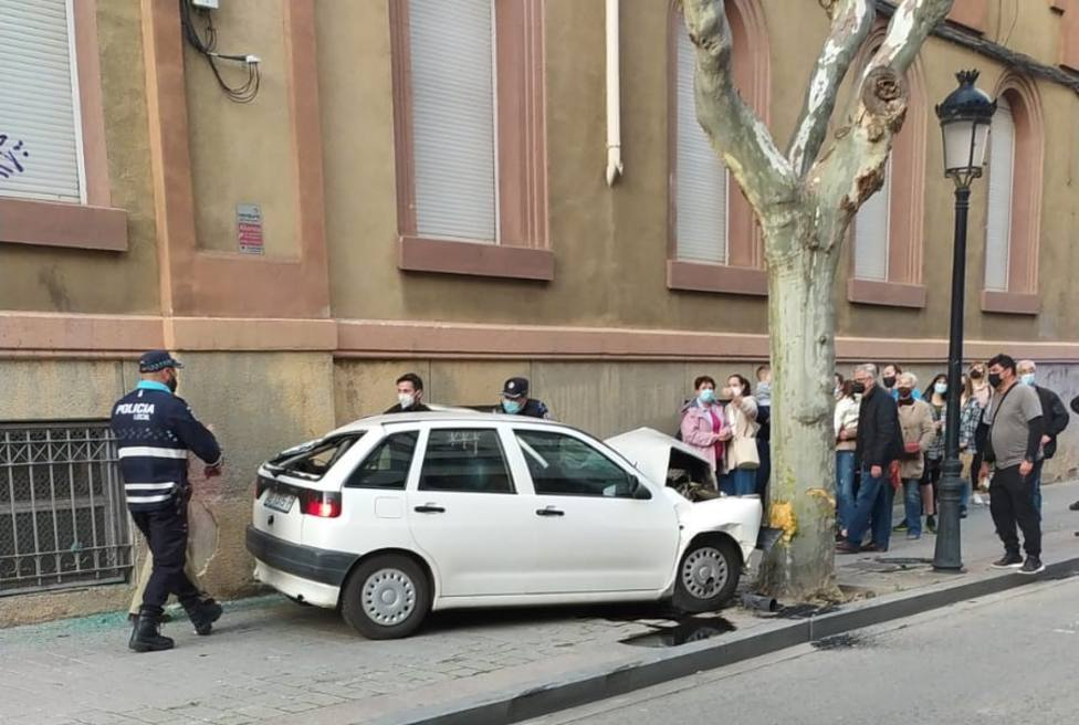 Accidente Dionisio Guardiola