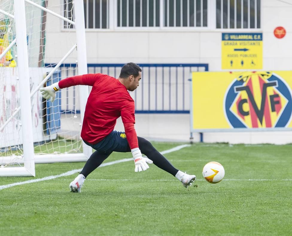 El Villarreal prepara la vuelta de los cuartos de la Europa League