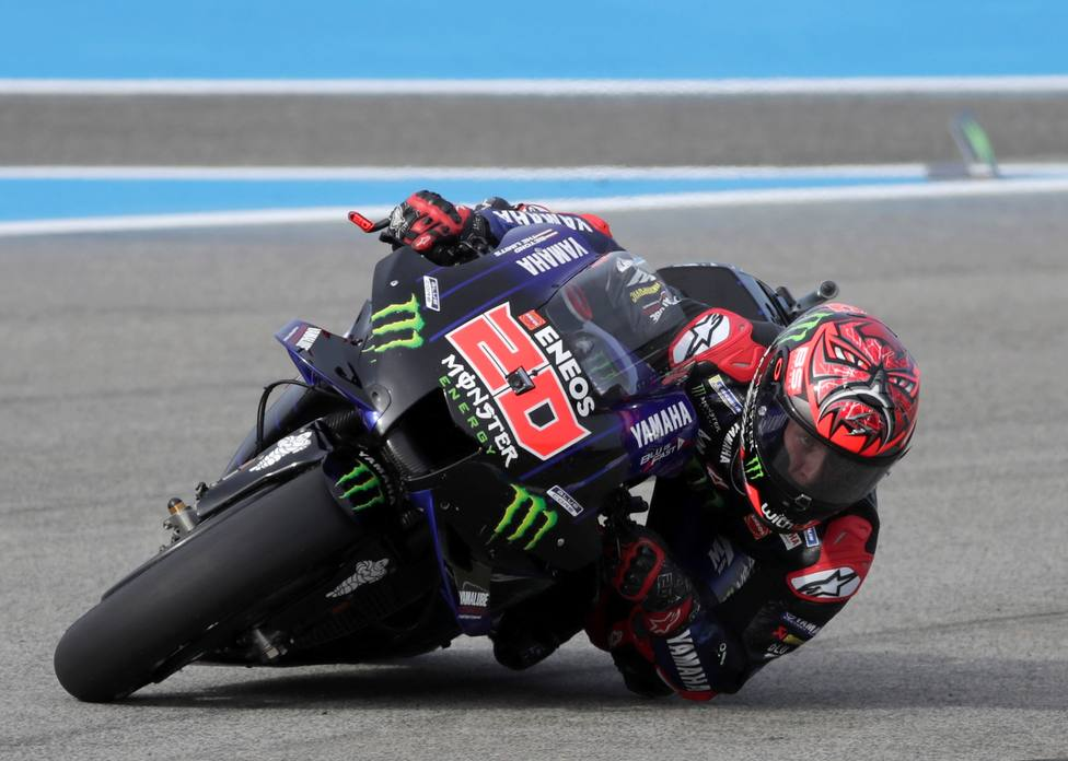 Entrenamientos libres MotoGP del Gran Premio Red Bull de España en el Circuito Ángel Nieto de Jerez