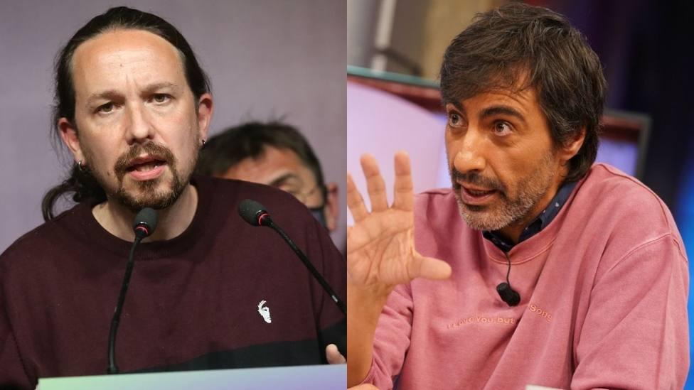 Juan del Val interrumpe a Pablo Motos para explicar por qué dejó de votar a Iglesias: Es la realidad
