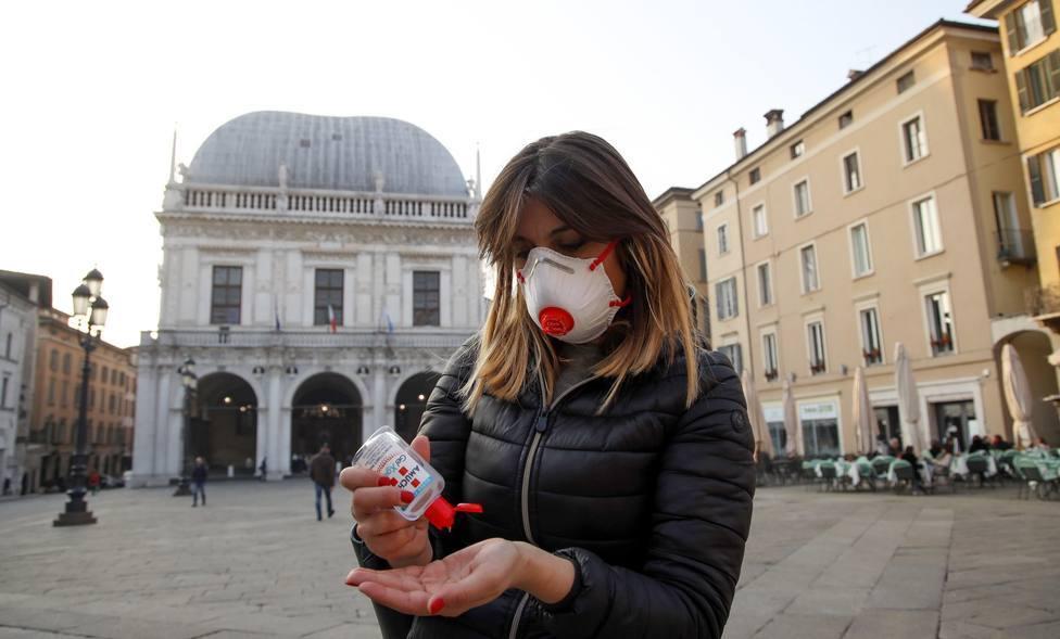 Italia registra 6.513 contagios y 16 fallecidos por covid-19 en las últimas 24 horas